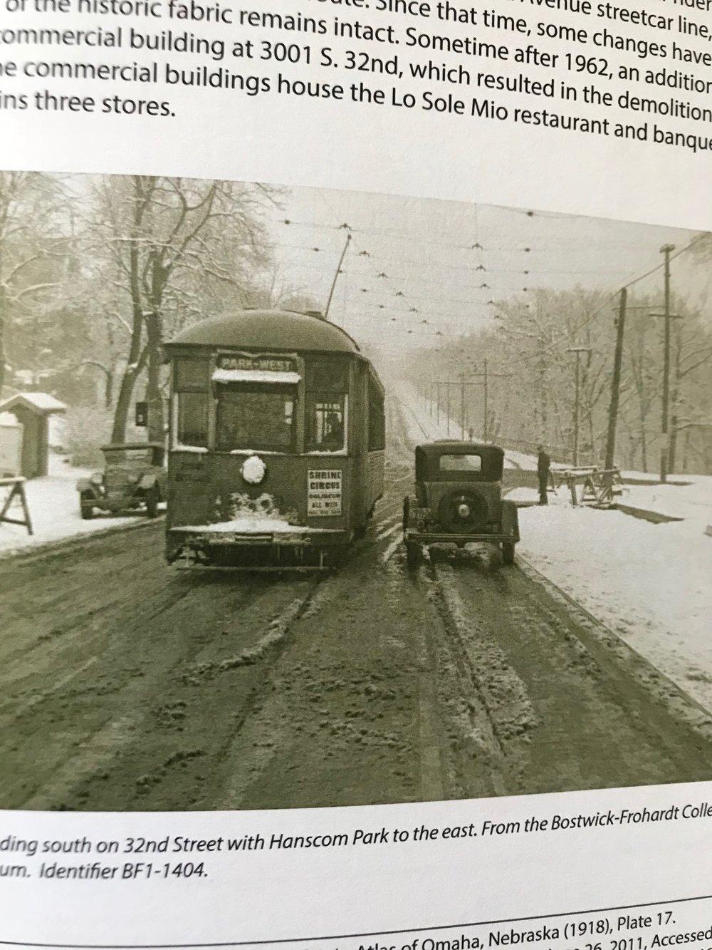 Streetcar + Car