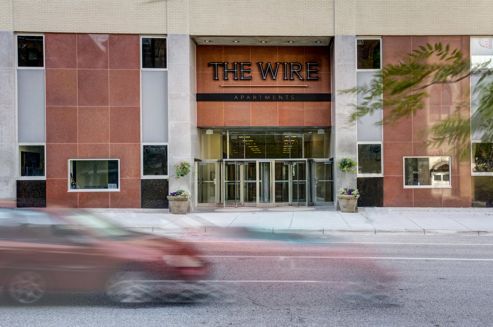 The Wire  |   Omaha, NE   View Gallery »