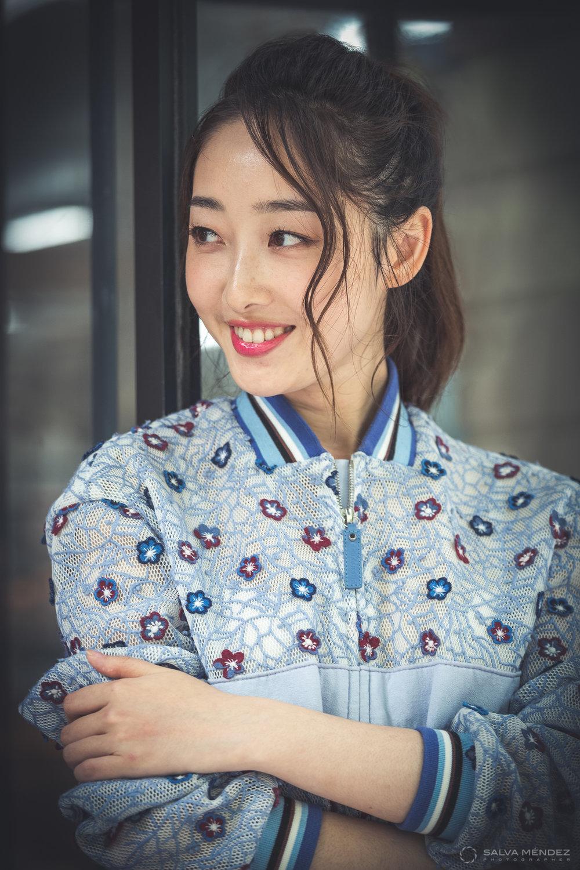 Jiang Meng Jie 蒋梦婕