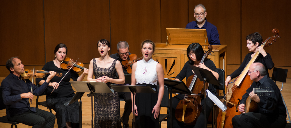 Pergolesi's Stabat Mater with Early Music Vancouver