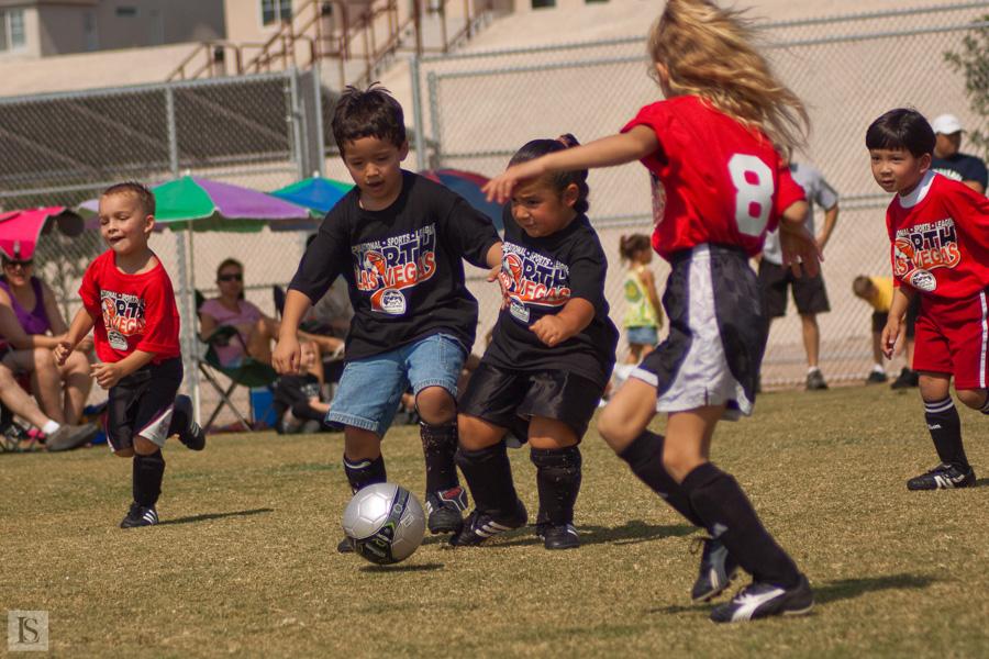 NLV soccer