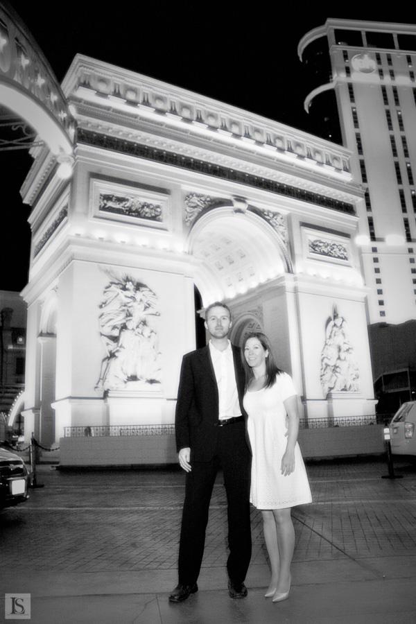 Las Vegas Strip Wedding