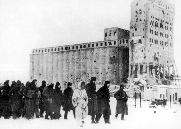 By Not mentioned, Soviet military personnel. [Public domain], via Wikimedia Commons