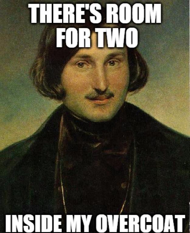 Russian Literary Memes