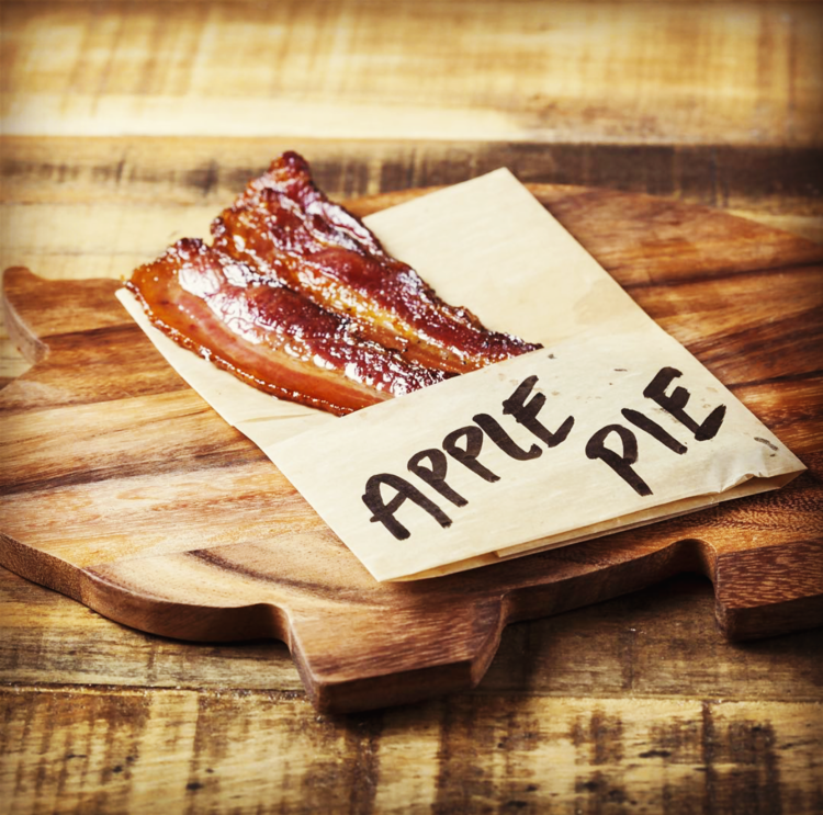 Bacon Bar - Apple Pie Bacon