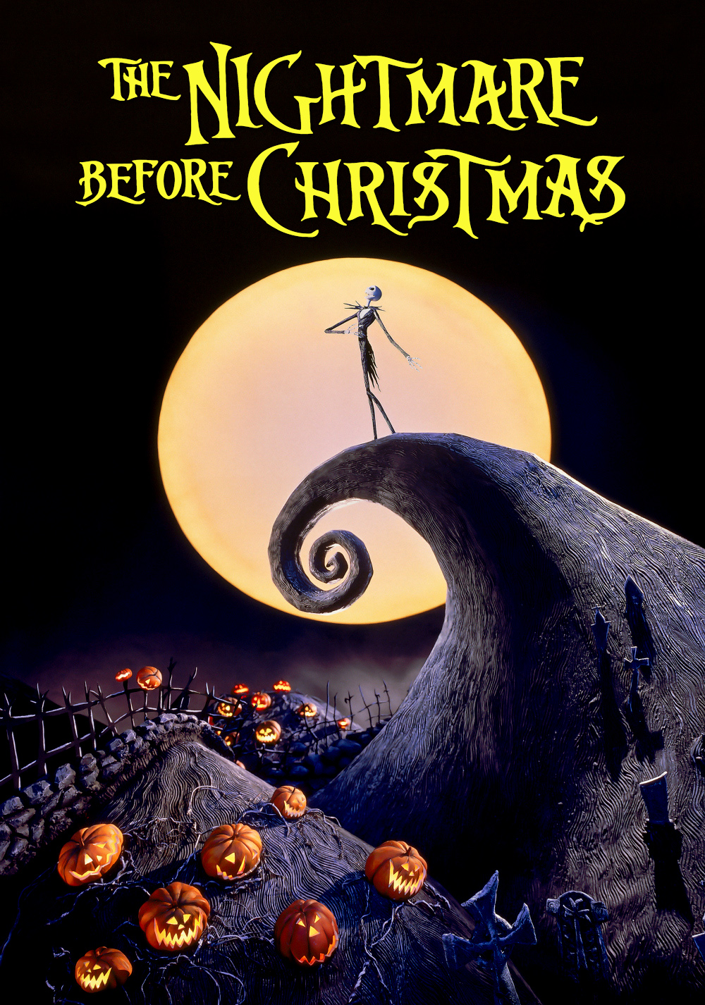 Holiday Movie Night - The Nightmare Before Christmas — Pacific City