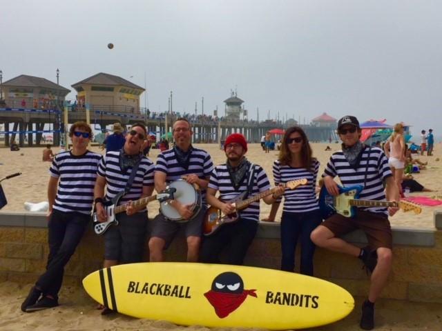 Follow them on Facebook: Blackball Bandits  Instagram: @blackballbandits  Twitter: @BxBxBandits  Steam their music on Spotify, Apple Music, Google Play