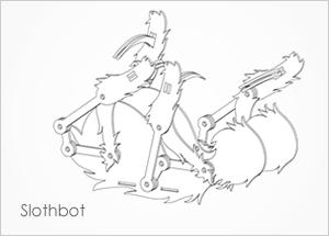 SlothBot Robot Design