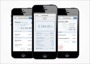 Mobile Payroll Taxes Redesign