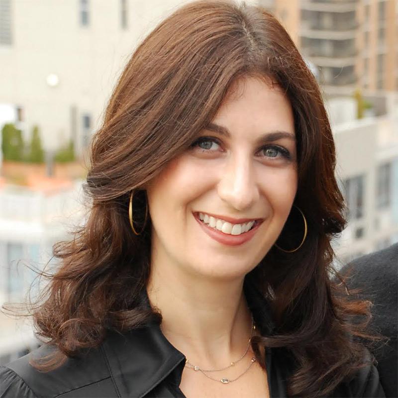 Momma Mosaic advisor, Jessica Cohen