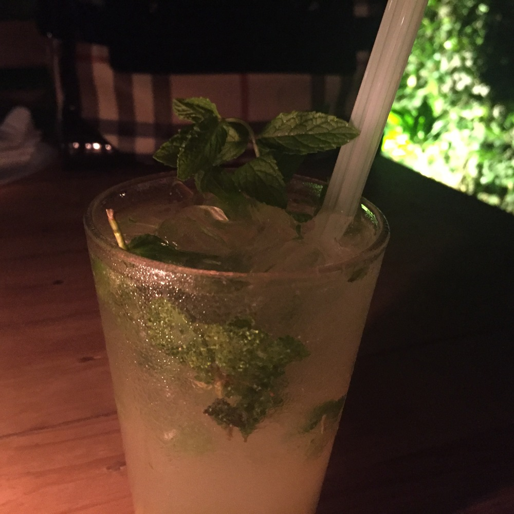The Bonnie Cocktail, The Neem Grill