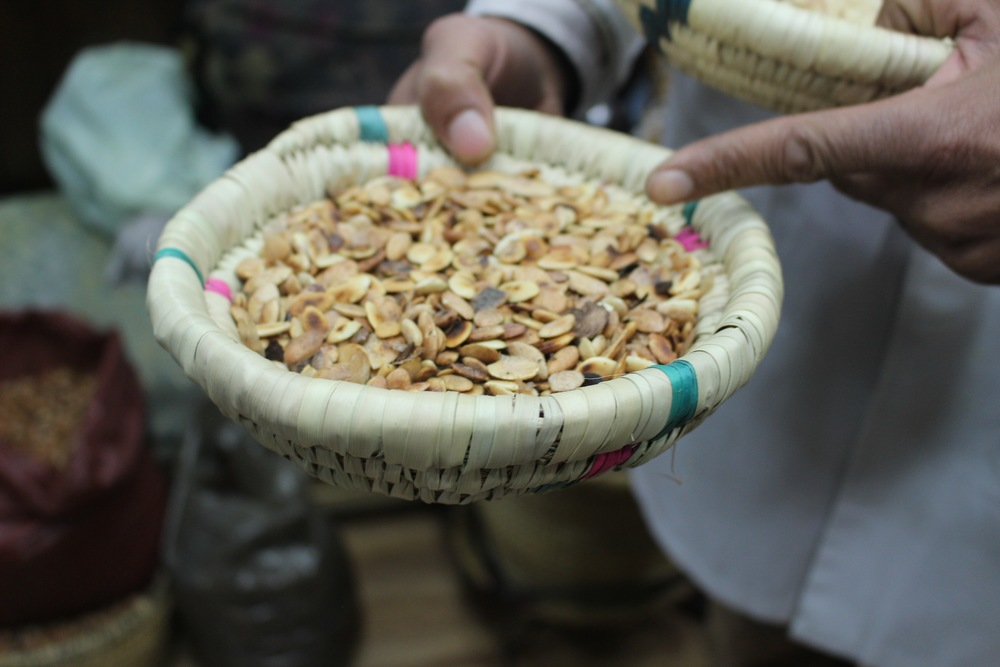 Argan Seeds, The Medina