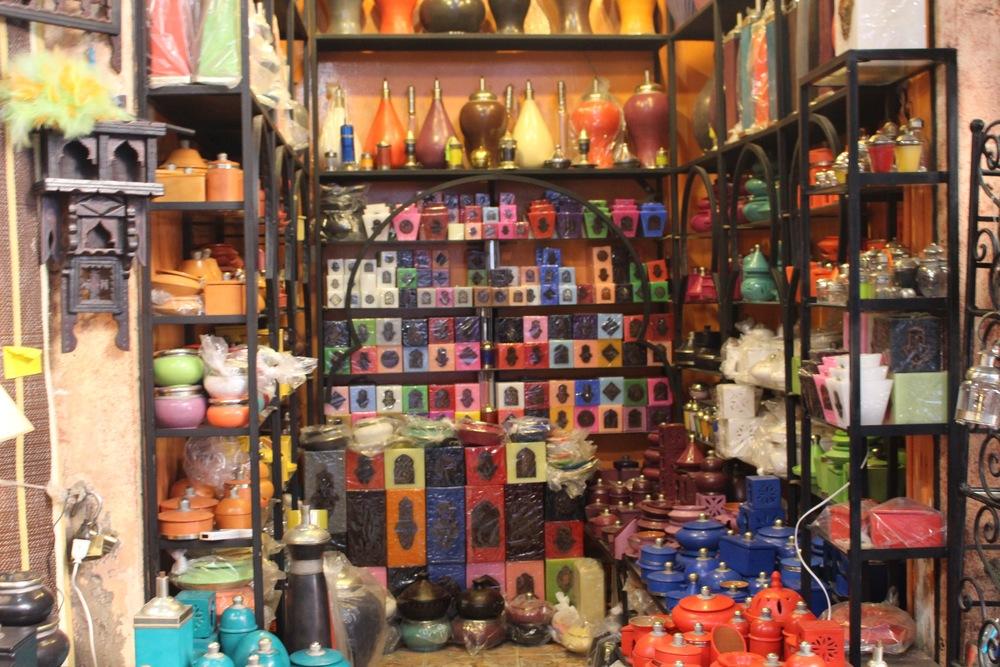 Souvenirs, The Medina