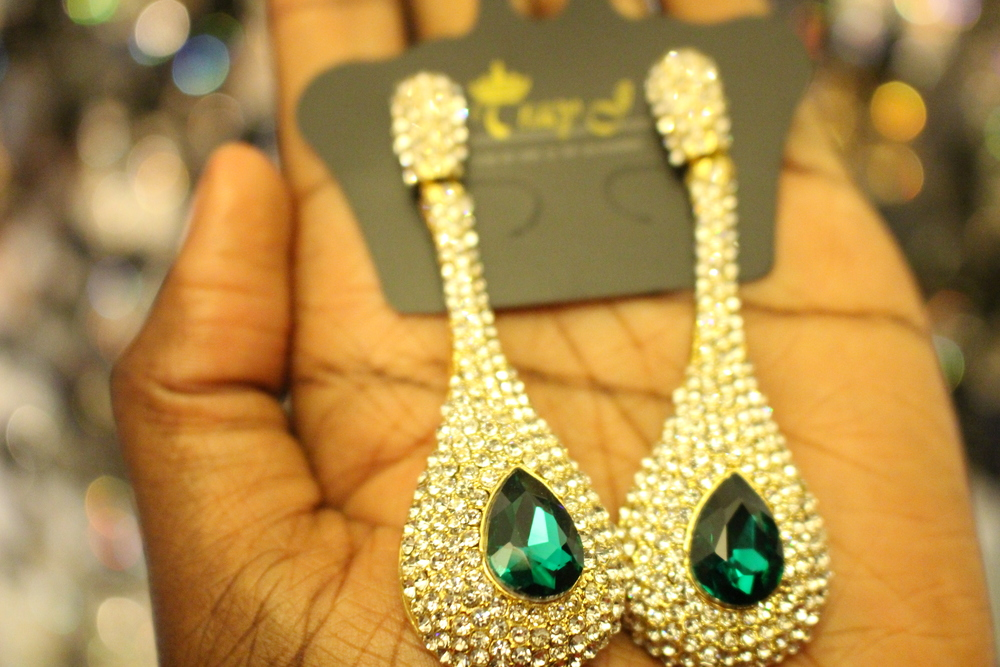 ear rings tracy j accra