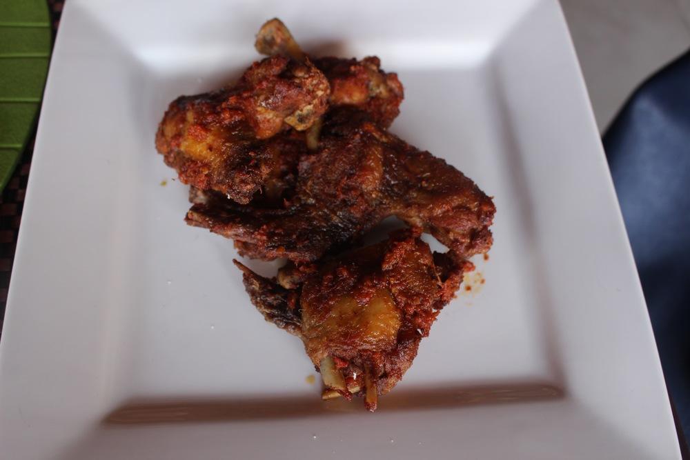 Chicken Wings, Pepper's