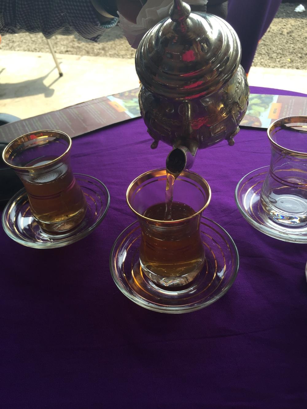Moroccan Mint Tea Pot