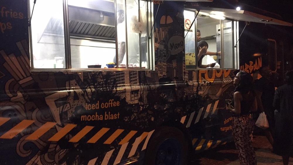 Urban Fuxion, Food Truck