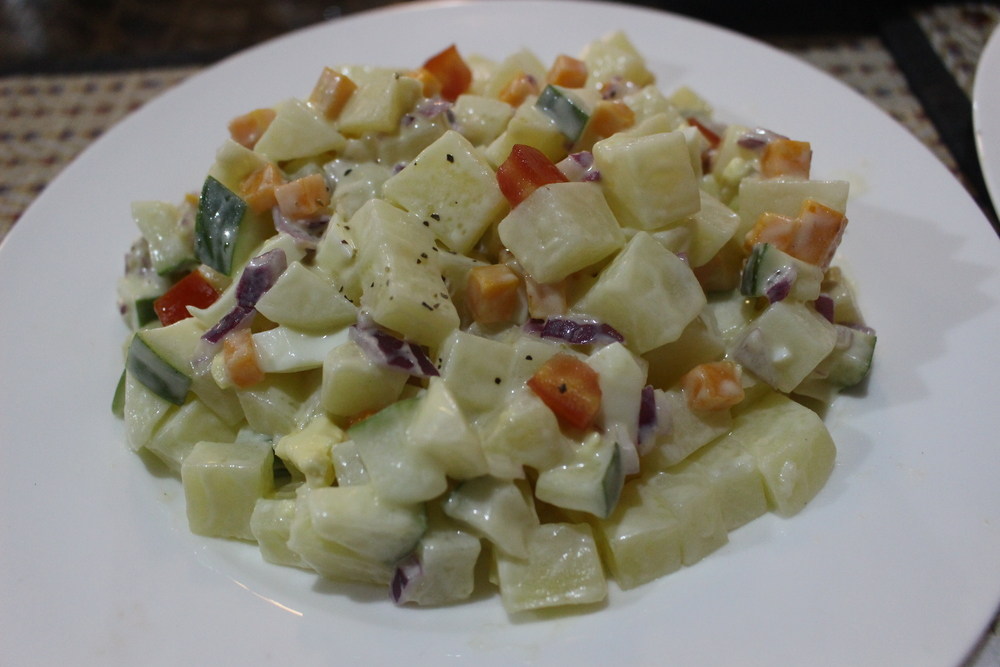 Potato salad, 31 Cravings