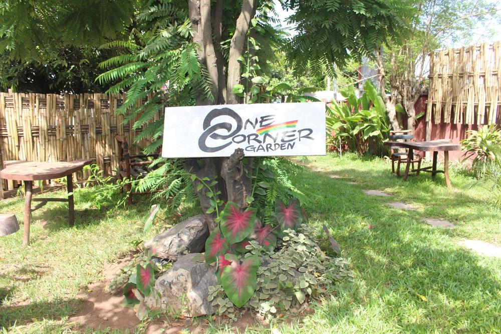 One Corner Garden, Kokomemle