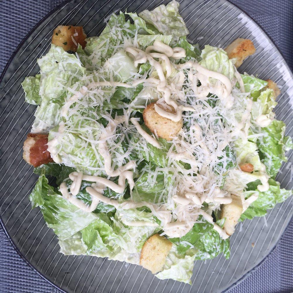 Caesar Salad, Coco Lounge