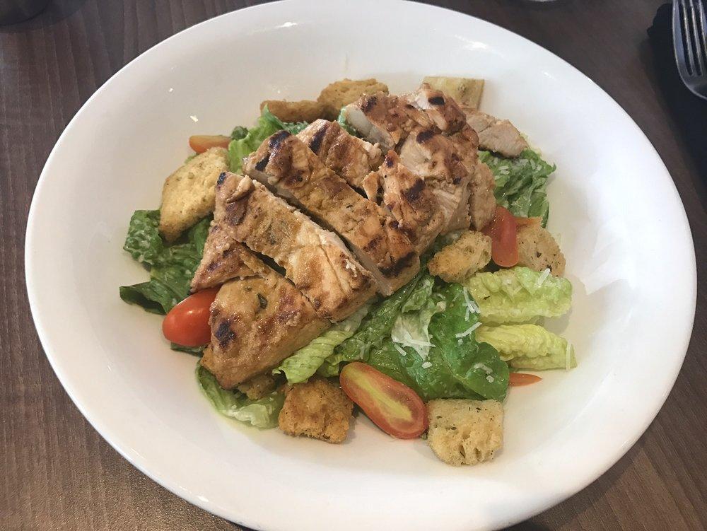 Chicken Caesar Salad, Bistro 22