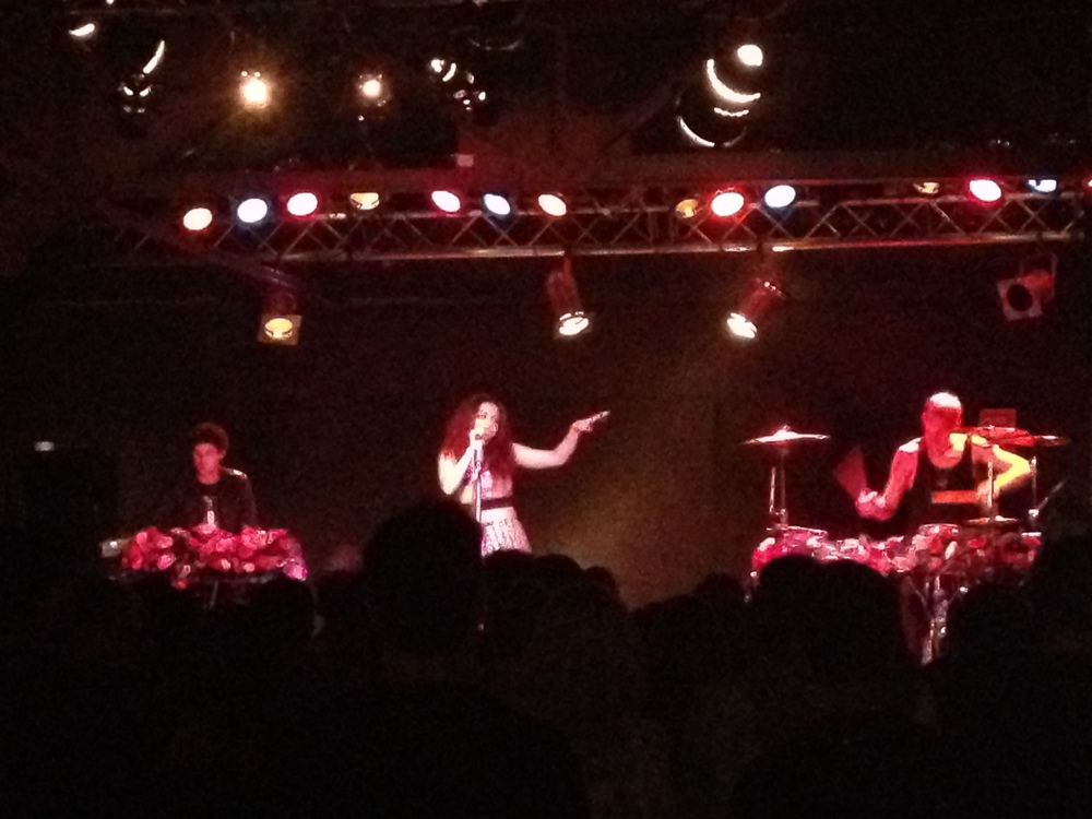 Charli XCX (August 1, 2012)