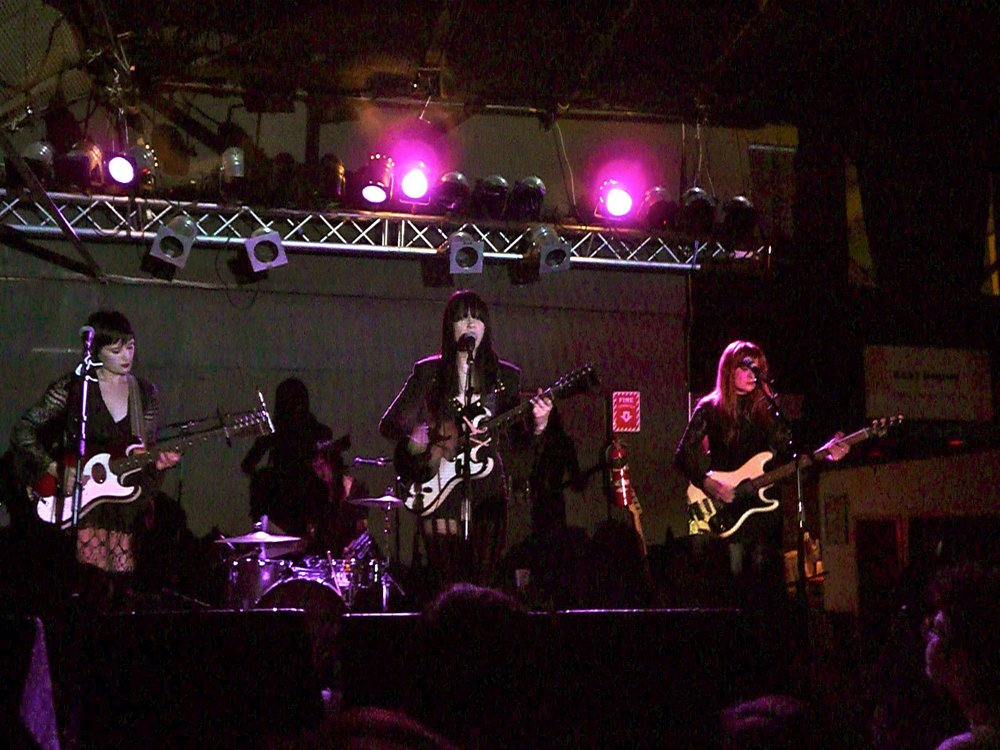 Dum Dum Girls (March 2, 2011)