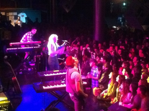 Ellie Goulding (March 23, 2011)