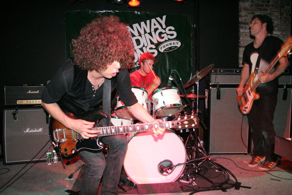 Wolfmother (April 10, 2006)