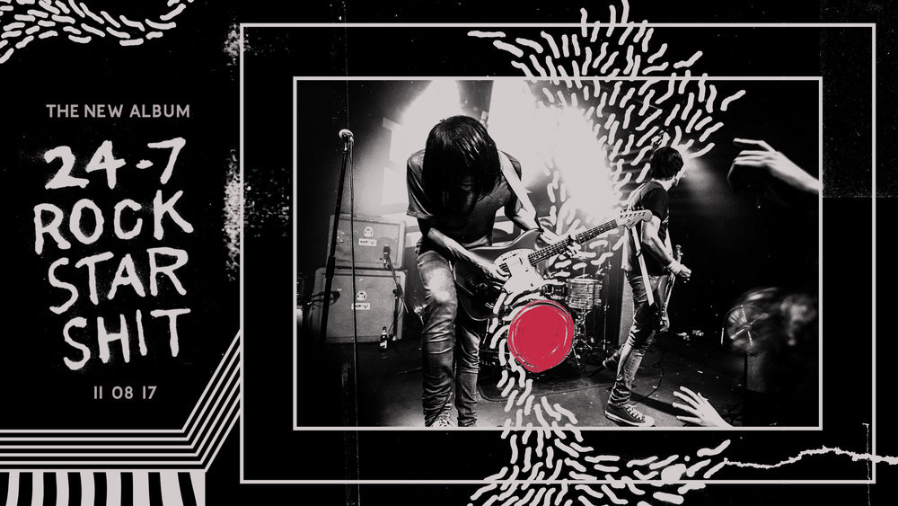 "The Cribs have announced that they will be releasing their new album  24-7 Rock Star Sh★t  on August 11th, 2017. With this announcement, they released the new single "" Rainbow Ridge "" along with a music video. Zane Lowe will be premiering ""What Have You Done For Me?"", another single, on Beats 1 in Apple Music."