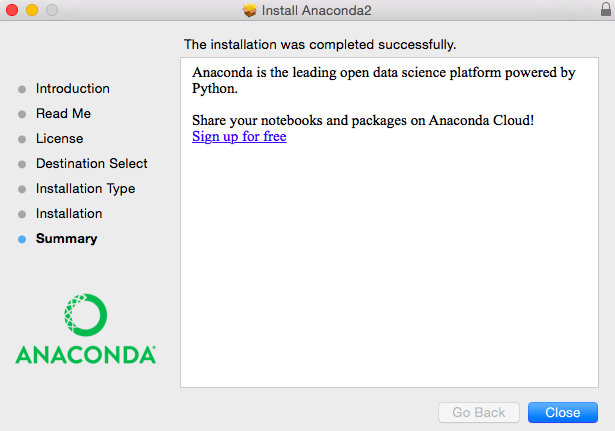 install conda package manager