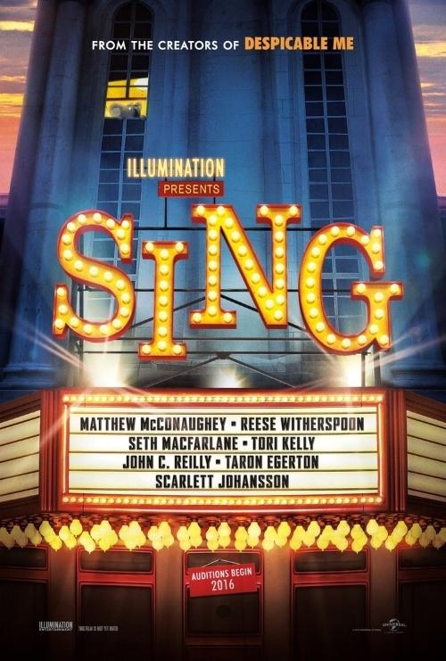 SING   Assistant Editor  Editor- Greg Perler, ACE    TRAILER