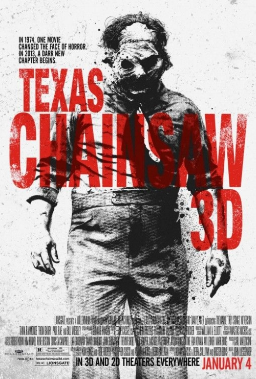 Texas Chainsaw Massacre 3D   Dailies Colorist and Tech    T    RAILER