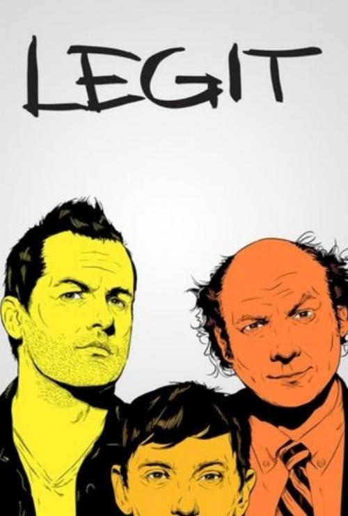 Legit- Season 2   Editor  Director- Peter O'Fallon   Watch Episode     IMDB