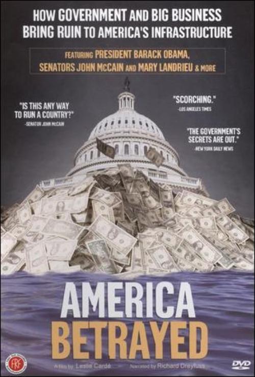 America Betrayed   Editor  Director- Leslie Carde    TRAILER      IMDB