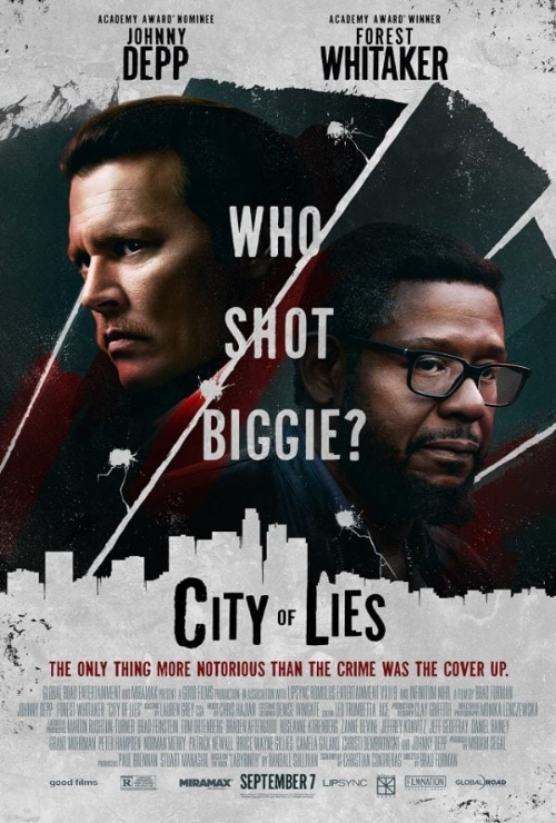 City Of Lies   1st. Assistant Editor  Editor- Leo Trombetta, ACE    TRAILER