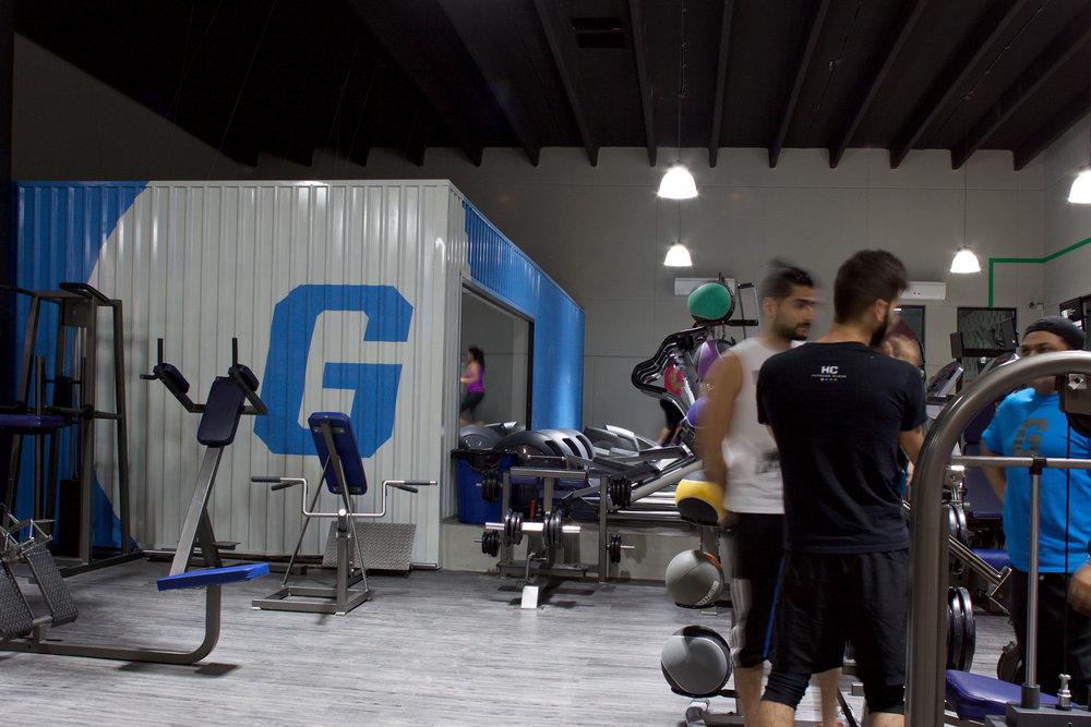 HC Fitness Plaza