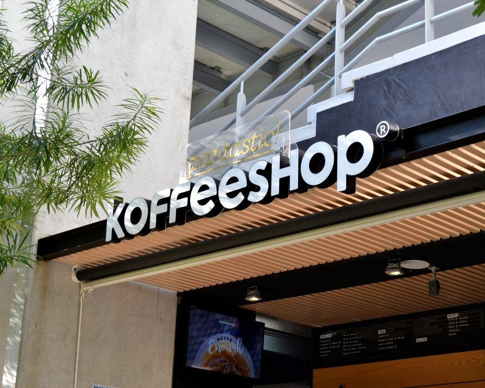 koffeeshop  - Identidad