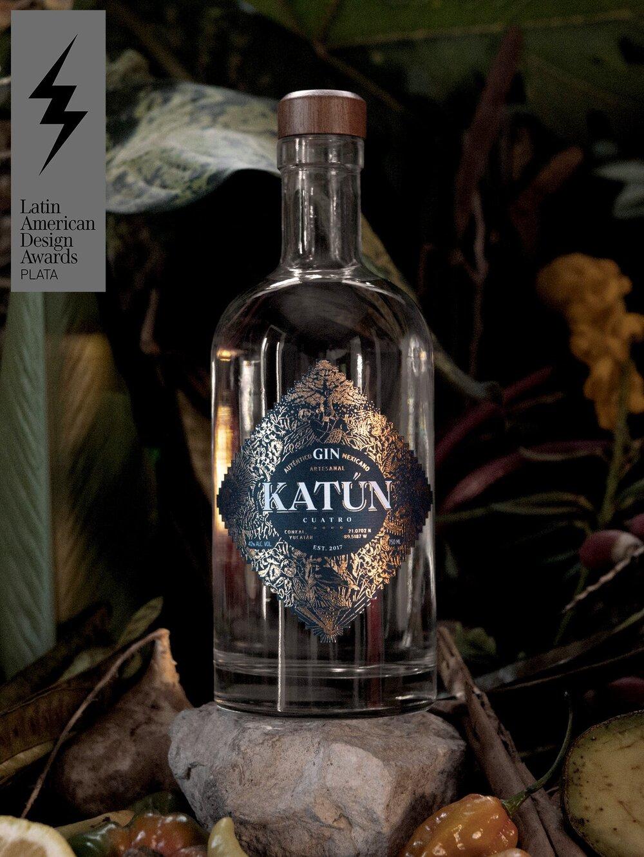 Gin Katún 4  - Producto