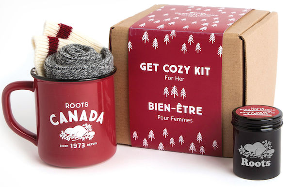 Get Cozy Kit, $30, Roots