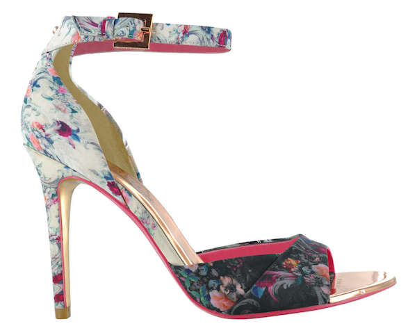 Ted Baker Heels, $190, Town Shoes