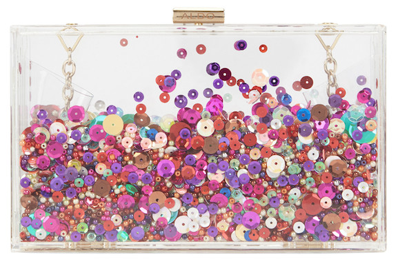 The very definition of a party clutch. Scroll on down for dets :)