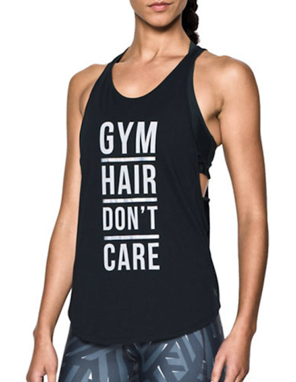 Under Armour Tank, $34.99, Hudson's Bay