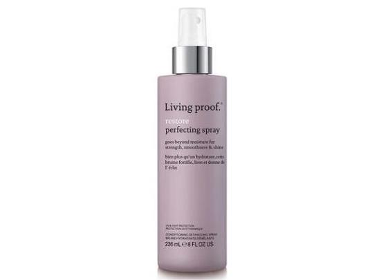 Living Proof Restore Perfecting Spray, $37, Sephora