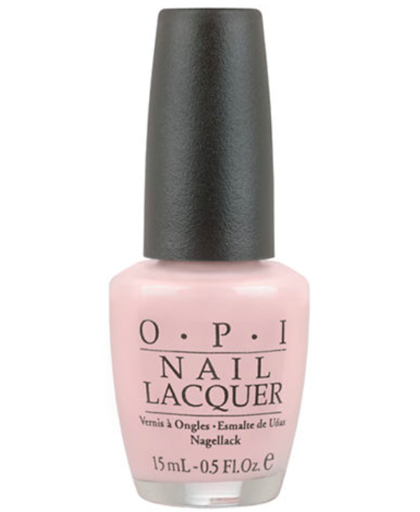 OPI Soft Shades 'Mimosas for Mr. & Mrs.' Nail Lacquer, $13, Hudson's Bay