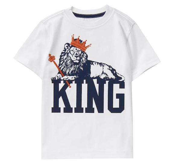 King Tee, Gymboree
