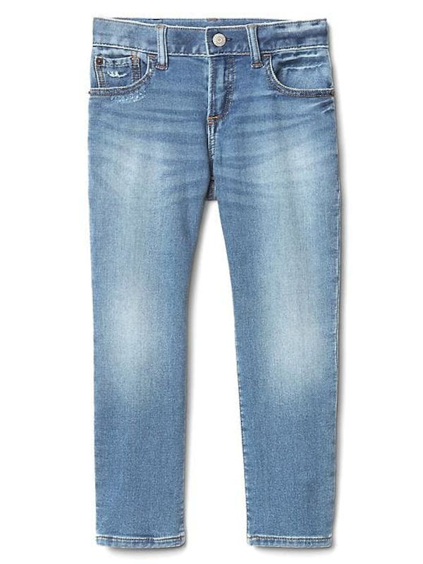 Stretch Super Soft Slim Jeans, $44.95, GapKids