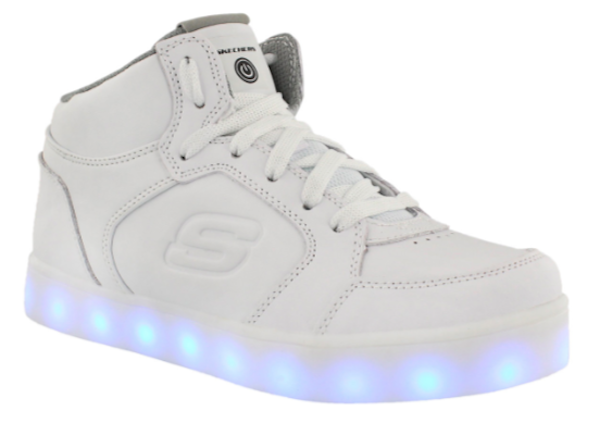 Skechers Kids Energy Lights Light Up Sneakers, $79.99, Soft Moc