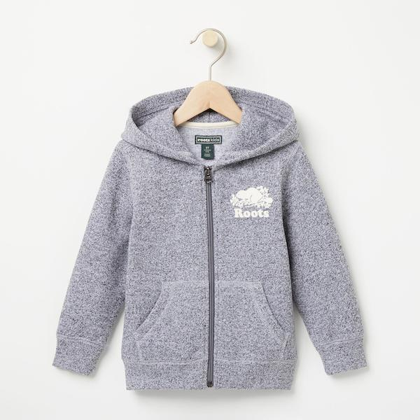 Toddler Original Full Zip Hoody, $40, Roots