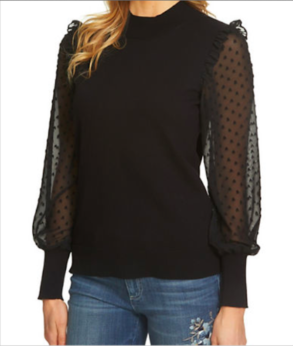 1 CECE-swiss-dot-chiffon-sleeve-sweater-77-the-bay.png